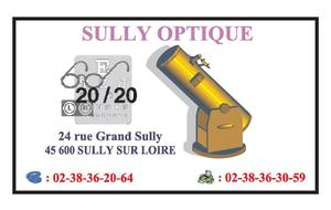 SULLY OPTIQUE